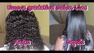 getlinkyoutube.com-Resenha Progressiva Gradativa Salon Line