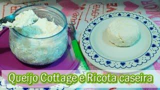 getlinkyoutube.com-Como Fazer Ricota e Cottage (Receita fácil) Na cozinha com Jackeline Jor