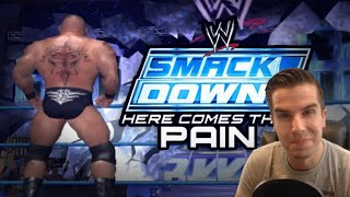 """getlinkyoutube.com-WWE Smackdown Here Comes The Pain! """"BEST GAME EVER"""" 