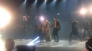 Britney Spears - Intro + Work Bitch (Apple Music Festival 2016)