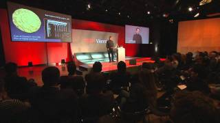TEDxVienna - Florian Brody - Digital Media Memory Places