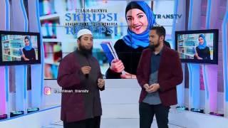 Ustadz Khalid Basalamah ~ Menikah Dulu atau Lulus Kuliah Dulu? ~ BERIMAN 15 Maret 2017