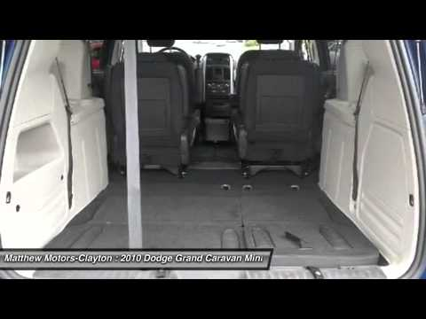 2010 DODGE GRAND CARAVAN Clayton, NC 11797A