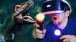 getlinkyoutube.com-YOUR OWN PET DINOSAUR | Robinson: The Journey (Playstation VR)