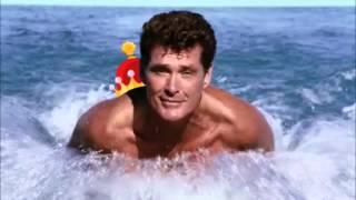 getlinkyoutube.com-Hassle Hoff Saves SpongeBob and Patrick
