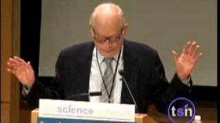 getlinkyoutube.com-1. Steven Weinberg (1 of 3) - Beyond Belief 2006