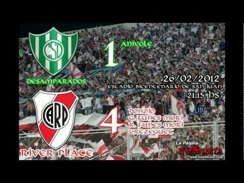 Goles River Plate en la B Nacional Parte 3 [HD]