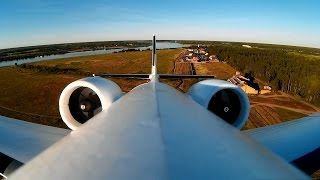 getlinkyoutube.com-Cessna 550 Turbojet и RunCam