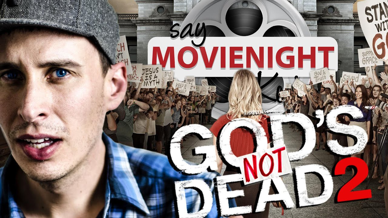 God's not Dead 2 | Say MovieNight Kevin