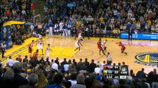 getlinkyoutube.com-Golden State Warriors' 27 point comeback vs Raptors (2013.12.04)