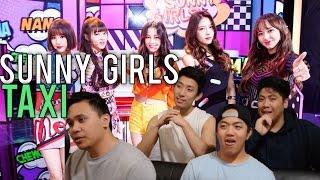getlinkyoutube.com-SUNNY GIRLS | TAXI Live stage reaction