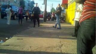 getlinkyoutube.com-Gang shooting n Newark nj  (R.I.p.bocky)