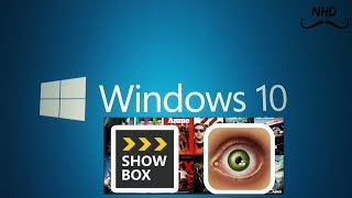 getlinkyoutube.com-How to download and install showbox on pc and laptop 2015 (windows 10,8,7)