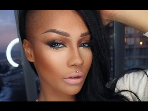 SEXY SMOKEY EYE FOR CLUBBING  - SONJDRADELUXE ♥