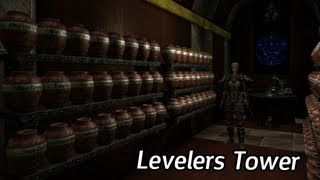 getlinkyoutube.com-Skyrim Mods - Levelers Tower