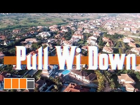 Shatta Wale - Pull Wi Down (Official Video)