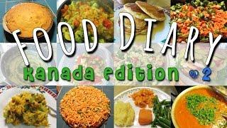 getlinkyoutube.com-VEGAN FOOD DIARY | Kanada Edition #2