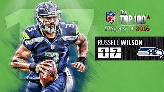 getlinkyoutube.com-#17: Russell Wilson (QB, Seahawks) | Top 100 NFL Players of 2016