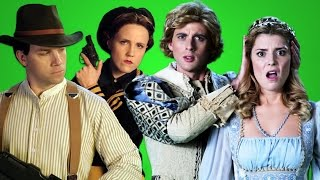 Romeo and Juliet vs Bonnie and Clyde. Behind the Scenes of Epic Rap Battles of History.