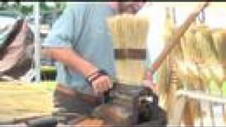 Bob Haffly the broom guy