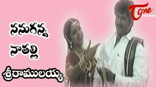 getlinkyoutube.com-Sri Ramulayya Songs - Nanuganna Naatalli - Mohan Babu - Soundarya