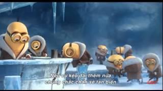 getlinkyoutube.com-Phim Bom Tấn 2015: MINIONS - Trailer A
