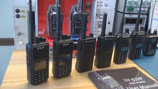 getlinkyoutube.com-Two Way Radio - FCC, FRS, GMRS, MURS, CB and DMR (MotoTRBO-Digital) - Pt1