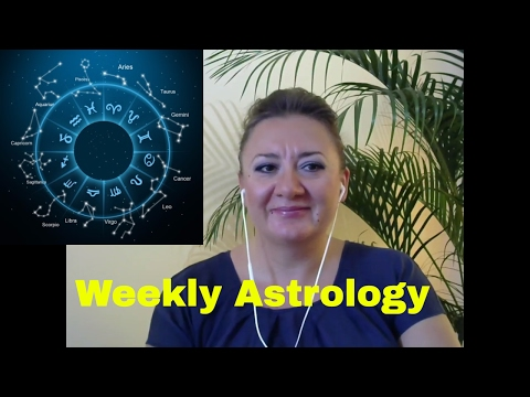 Weekly Horoscope with Olga: May 22nd - 28th. To the POINT & PRECISE ASTROLOGY!