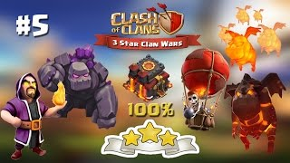 getlinkyoutube.com-Clash of Clans | TH10 | 3 Star Attacks with GoLaLoon #5