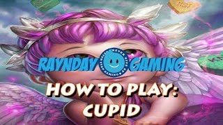 getlinkyoutube.com-How To Play Cupid: Aggressive Heart Bomb Combo Guide and Build! (SMITE) Season 3