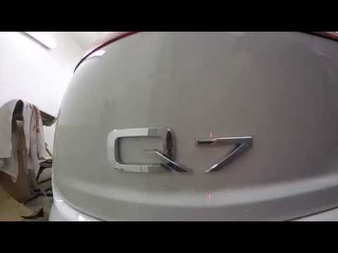Audi Q7 disassembly door -Audi Q7 разборка двери