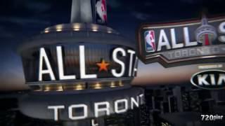 TORONTO NBA All Star Game 2016