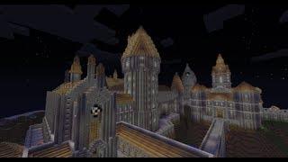 getlinkyoutube.com-Minecraft Hogwarts Castle Tour