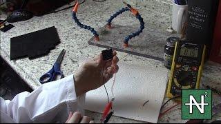 How to Make a Ridiculously Cheap Analog Pressure Sensor