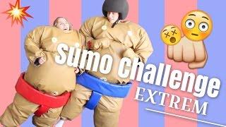 getlinkyoutube.com-SUMO KAMPF CHALLENGE EXTREME ♥ Bibi vs. Julian