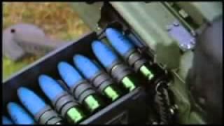 getlinkyoutube.com-US Latest Technology - XM307 Advanced Crew Served Weapon