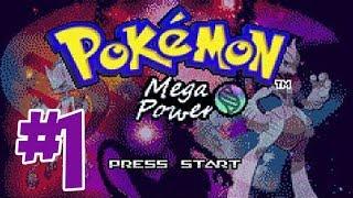 Pokemon Mega Power - EP 1 ดร.Saiber พร้อมเดินทางพัฒนาร่างเมก้า !