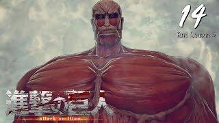 Attack on Titan : เจอกันอีกครั้ง ไททัน 60 เมตร - Part 14 [Season 2]