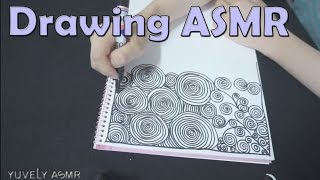 getlinkyoutube.com-ASMR / 펜소리 / Drawing asmr /soft spoken