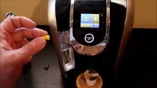 "getlinkyoutube.com-Keurig 2.0 Permanent Hack Tutorial- Full Menu and any K-Cup - Fix In 10 Min - NOT FOR ""PLUS"" MODELS."