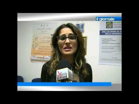 Video: IL GIORNALE Presentazione iniziative Circolo MCL - Caltagirone 10 Novembre 2016