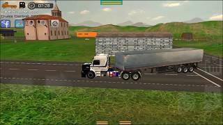 getlinkyoutube.com-Grand Truck Simulator - Mapa RBR Total