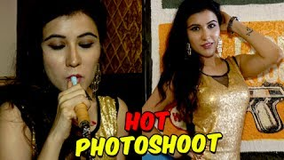 Sheena Bajaj SEXY Photo shoot With Her Dad   Exclusive Interview   TellyMasala