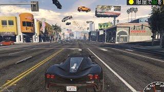 getlinkyoutube.com-【GTA5 カオスMOD】#1 地獄絵図の中、ストーリー実況
