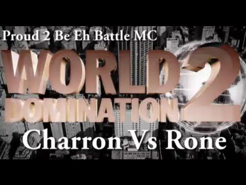 KOTD - Rone vs Charron (Proud2BEhBattleMC WD2)