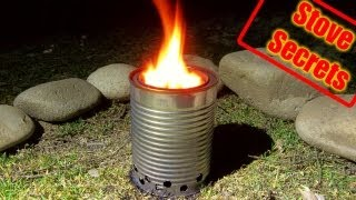 getlinkyoutube.com-How To Make A Wood Gas Stove - Compact & Efficient!