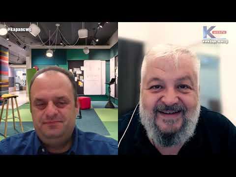 """O Δρ Γιώργος Καπογιάννης, περιγράφει στην κάμερα της Kapa WebTV, πως ξεπέρασαν το πρόβλημα του κορονοϊού στην Κίνα – """"Δώσαμε μεγάλο βάρος στην ατομική ευθύνη"""""""