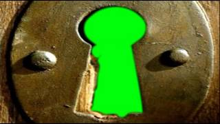 getlinkyoutube.com-green screen key hole