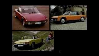 Porsche 914 commercial view on youtube.com tube online.