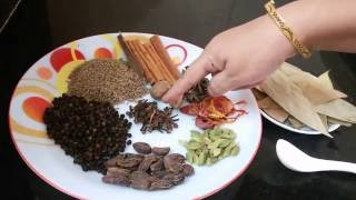Homemade Garam Masala Recipe in hindi | Garam Masala | My kitchen My dish